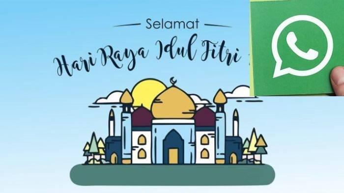 Kumpulan Gambar & Ucapan Selamat Idul Fitri 1441 H, Bahasa Inggris, Indonesia, Cocok Untuk WA dan FB