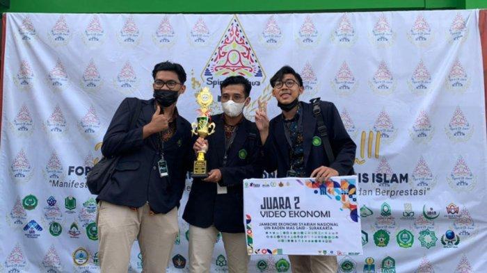 Mahasiswa Akuntansi UIN Maliki Malang Juara 2 Lomba Video di Jambore Ekonomi Syariah Nasional