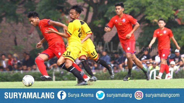 DICARI Bek Tengah Usia Maksimal 23 Tahun untuk Arema FC ! , Batal Seleksi Sansan Fauzi