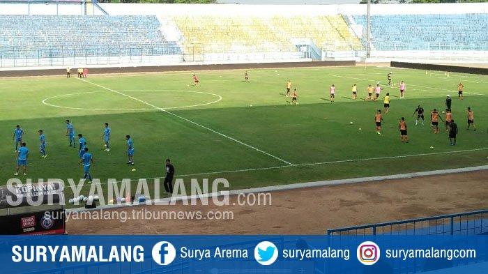 Sehari Jelang Arema FC Vs Persebaya, Bajol Ijo Pilih Tak Latihan Resmi di Stadion Kanjuruhan