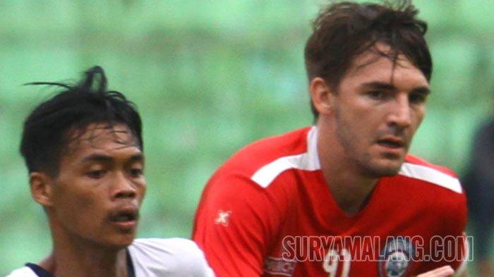 Kata Perpisahan Pavel Smolyachenko untuk Arema FC, Aremania, Aremanita, dan Malang