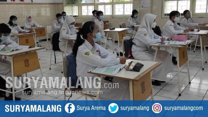 Syarat Sekolah yang Bisa Gelar Pembelajaran Tatap Muka di Kabupaten Malang
