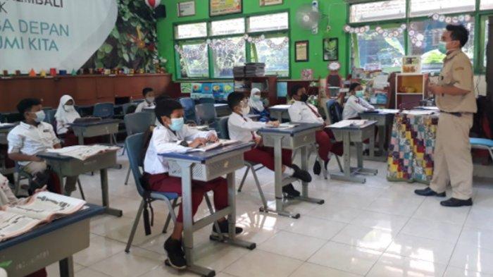 Uji Coba Pembelajaran Tatap Muka, Dindik Kota Malang Sebut Siswa Suka Belajar di Sekolah Lagi