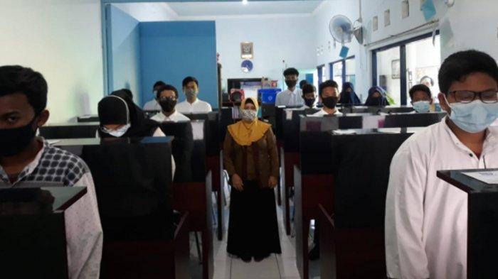 Ujian Kesetaraan 2021 Berlangsung Serentak di Kota Malang