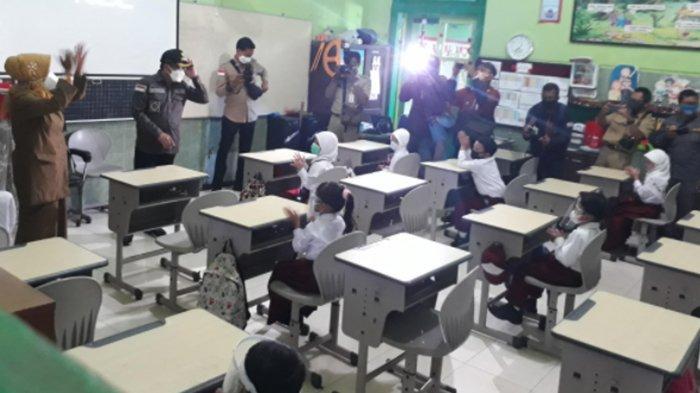 Siswa Kelas 6 SD Kota Malang Bakal Ujian Sekolah Berbasis Komputer, Siswa Kelas 1-5 Kembali Daring