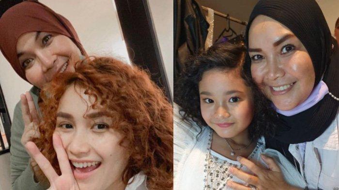 Umi Kalsum Labrak Penghina Bilqis Sampai Satroni Rumah Pelaku, Ibu Ayu Ting Ting Dikawal Polisi