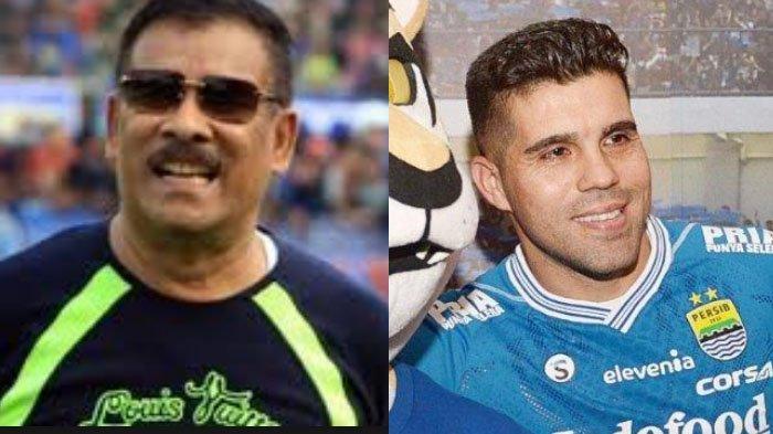 Manajer Persib Bandung Umuh Muchtar Bicara Tentang Nasib Fabiano Beltrame, Belum Tentu Didaftarkan ?
