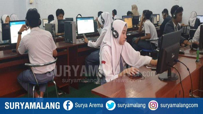 Persiapan UNBK SMA dan SMK Kota Malang, Pemadaman Listrik Jadi 'Musuh' yang Diwaspadai