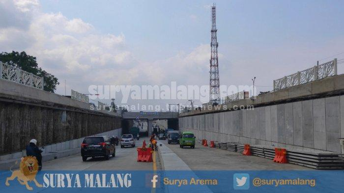 Cara Hindari Macet di Exit Jalan Tol Pandaan - Malang dan Underpass Karanglo Singosari Saat Mudik