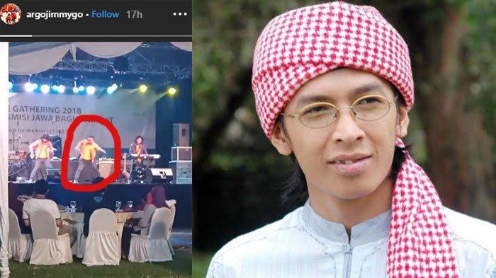 Komedian Aa Jimmy Jigo Dikabarkan Meninggal Dunia Karena Tsunami Banten, Ini Unggahan Terakhirnya