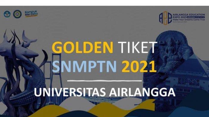Syarat Pendaftaran SNMPTN 2021 Jalur Golden Ticket di Unair Surabaya, Ada Penghafal Al Quran 30 Juz