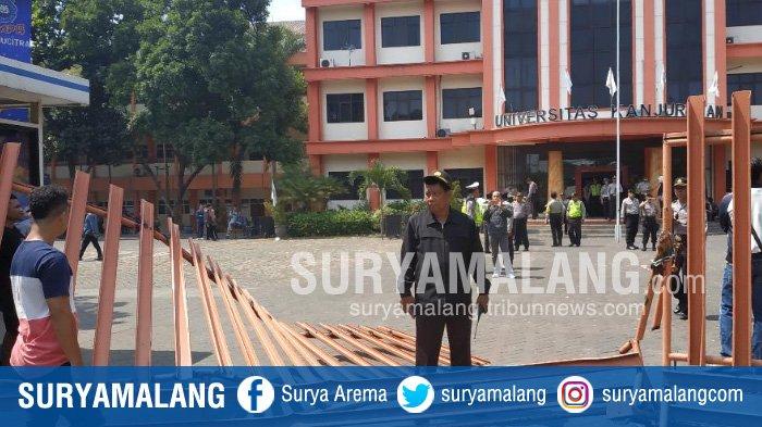 Polsek Sukun Kota Malang Sebut Tidak Ada Premanisme di Unikama