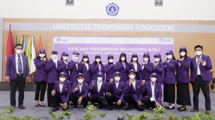 Universitas Tribhuwana Tunggadewi Malang Sambut Mahasiswa Baru, Perkuliahan Daring