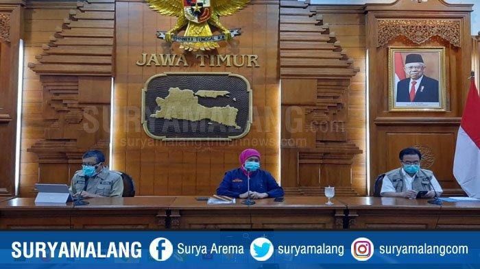 UPDATE Kasus Covid-19 di Jatim, Kabupaten Trenggalek Jadi Zona Merah, Malang Tambah 1 Positif Corona