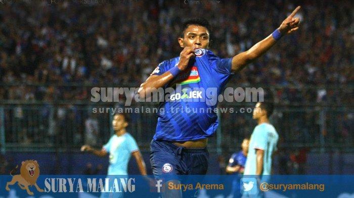Update Klasemen Liga 1 2019, Arema FC Langsung Melejit ke Peringkat 10 di Atas Persebaya dan Persija
