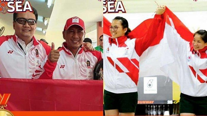 Update Perolehan Medali SEA Games 2019 Filipina, Indonesia Masuk 3 Besar