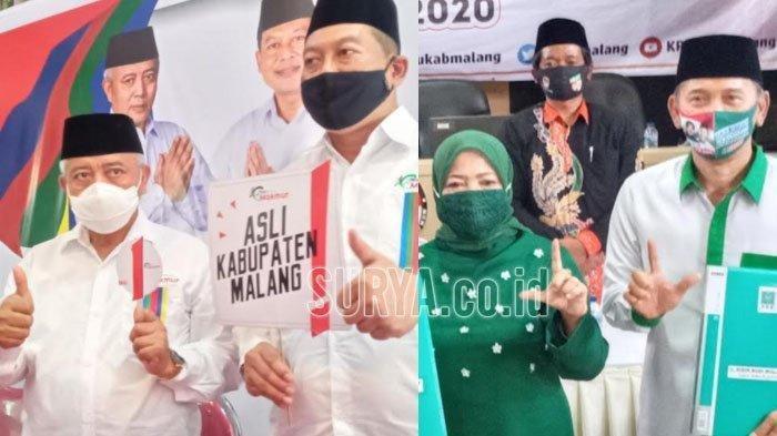 Update Hasil Real Count Pilkada Malang 2020 Sementara, Senin 14 Desember: Sanusi Masih Unggul 45,1%