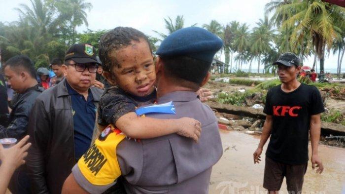 Update Tsunami Tanjung Lesung Banten, Pihak BNPB Klarifikasi Soal Tsunami Susulan dan Jumlah Korban