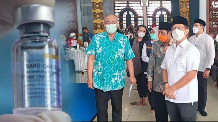 UPDATE Proses Vaksin Merah Putih, Menkes Budi Gunadi Sadikin : Bibit Segera Dikirim ke Biofarma