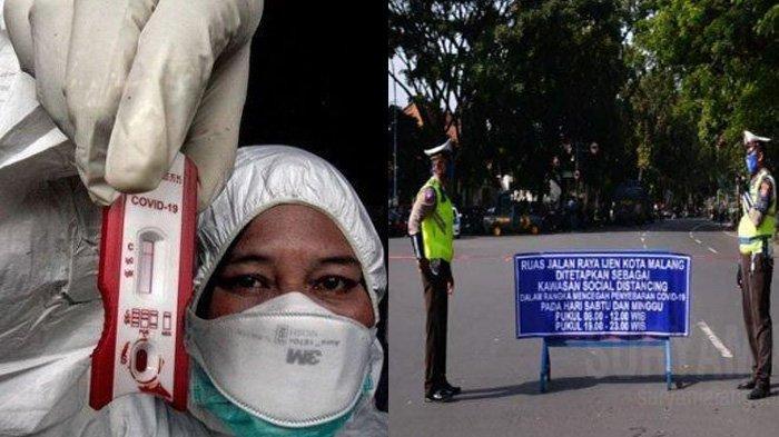 UPDATE Virus Corona di Malang Jawa Timur 28 Maret 2020: 9 Pasien Positif Covid-19