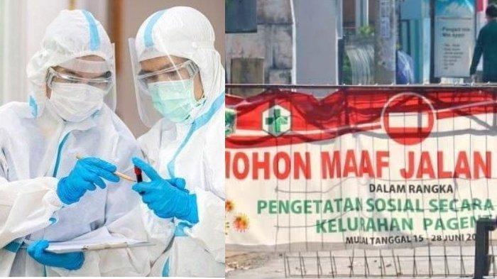 UPDATE Virus Corona Malang Hari Ini 29 Juni 2020: 466 Pasien Covid & Pengetatan Sosial di Singosari