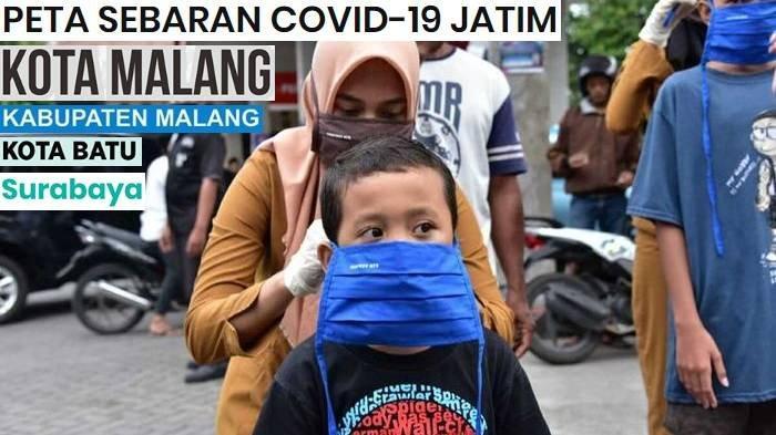 UPDATE Virus Corona di Malang Batu Surabaya Jatim Rabu 1 Juli 2020: Malang Raya Total Positif 485