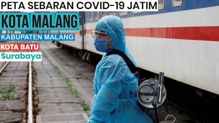 UPDATE Virus Corona di Malang Batu Surabaya Jatim Kamis 2 Juli 2020: Malang Raya Total Positif 490