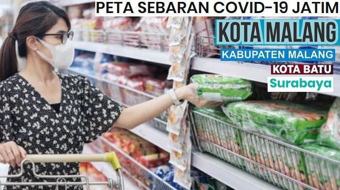 UPDATE Virus Corona di Malang Batu Surabaya Jatim Sabtu 4 Juli 2020: Positif 547, Sembuh 164