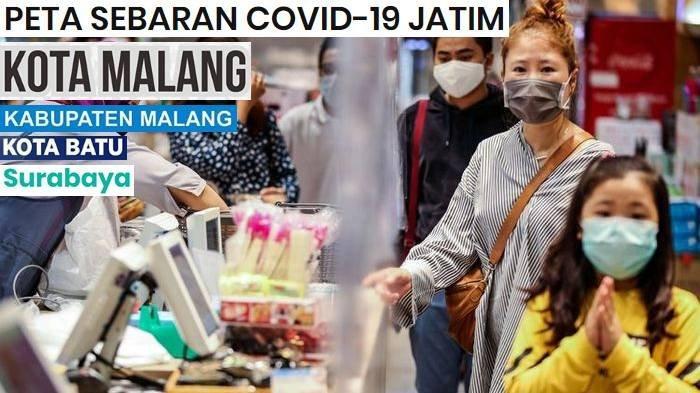 UPDATE Virus Corona Malang Batu Surabaya Jatim Selasa 30 Juni 2020: Malang Raya Positif 476 ODP 1843