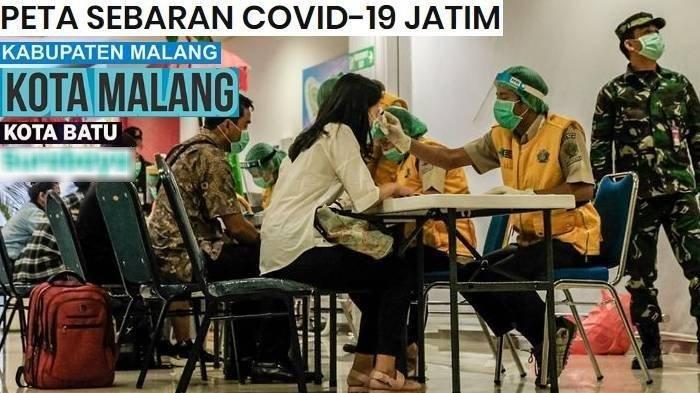 Update Virus Corona Malang Jawa Timur Senin 12 Juli 2021: Positif Covid-19 13924 Sembuh 11572