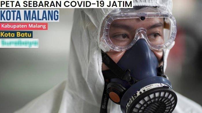 Update Virus Corona Malang Jawa Timur Senin 19 Juli 2021: Positif Covid-19 17563 Sembuh 12034