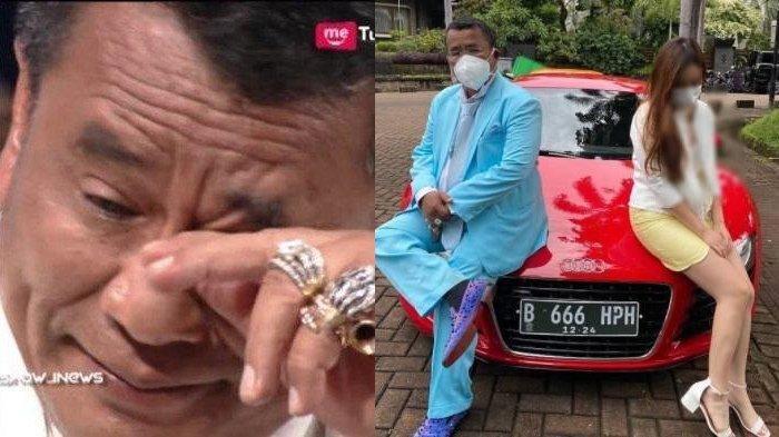 Usai Hotman Paris Menyesal Hidup Bermandikan Uang, Kini Jual Rumah dan Banyak Aset di Jakarta