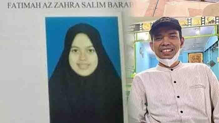 Kisah Cinta Ustadz Abdul Somad dan Fatimah Az Zahra, Selisih Usia 24 Tahun, UAS Main ke Jombang