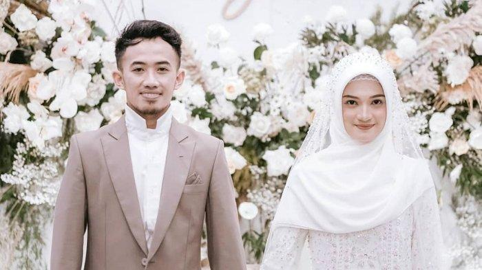 Ustadz Syam dan Jihan Salsabilla menikah.