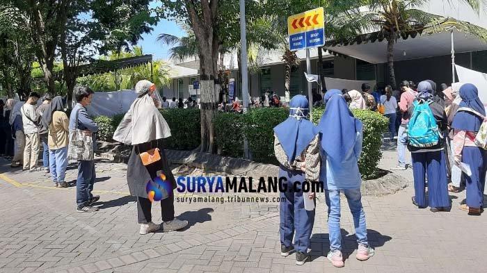 Peserta UTBK SBMPTN 2020 Keberatan Wajib Punya Rapid Test Bebas Corona, 'Tapi Mau Gimana Lagi '