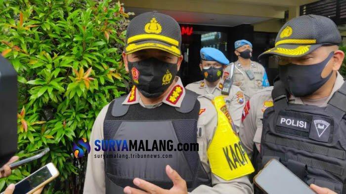Sanksi Pidana bagi Pencopot dan Perusak Bendera Zonasi Covid-19 di Kota Malang