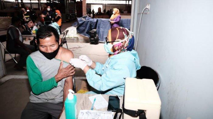 Pemkot Batu Target 400 Orang per Hari Dapat Vaksin Covid-19