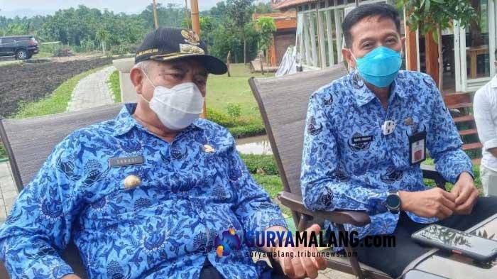 Bupati Sanusi Sebut Semua Desa di Kabupaten Malang Bisa Bangun Kemajuan