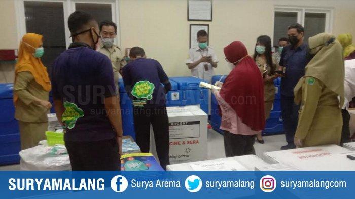 Vaksin Covid-19 Tahap Pertama Kota Malang Sudah Tiba, Tapi Jadwal Vaksinasi Justru Baru Disusun