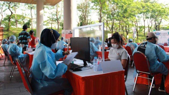 Ciputra Group Gelar Vaksinasi Covid-19 untuk 4000 Warga dan Mahasiswa