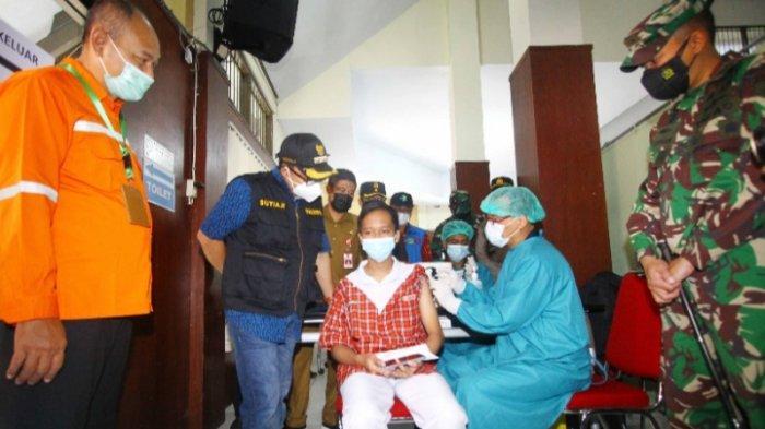 Pemkot Malang Kejar Capaian Herd Immunity Sambut Migrasi Pandemi ke Endemi