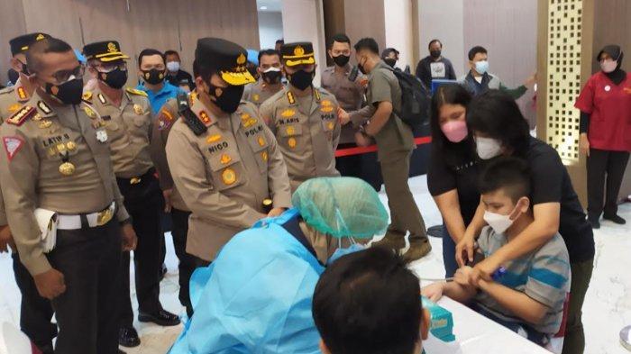 Polda Jatim Sediakan Lagi 3500 Dosis Vaksin Covid-19 untuk Kalangan Disabilitas