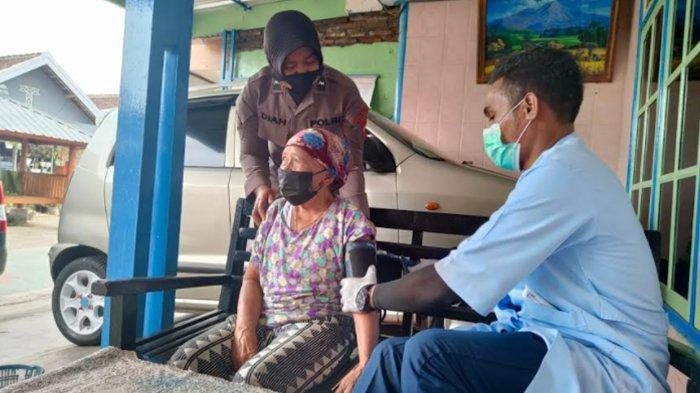 Melihat Skema Program Vaksinasi Covid-19 Keliling Polres Malang