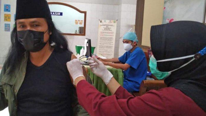 Pengelola Tempat Wisata di Tulungagung Dapat Suntikan Vaksin Covid-19
