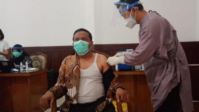 35 Anggota DPRD Kota Malang Jalani Vaksinasi Covid-19 Tahap Kedua