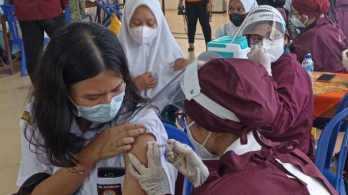 Vaksinasi Dosis Kedua Bagi Pelajar Disiapkan 5600 Dosis Di Sekolah Cor Jesu Malang