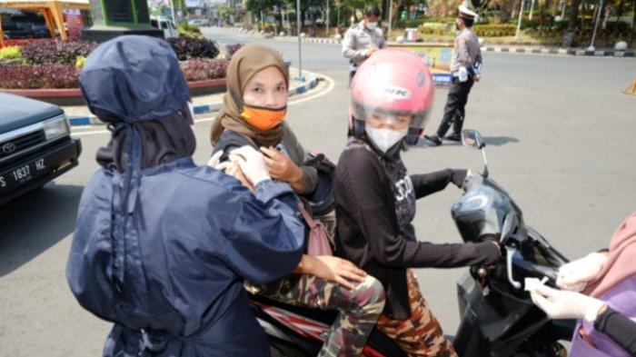 Polres Batu Buka Layanan Vaksinasi Lantatur di Depan Alun-alun Kota Batu