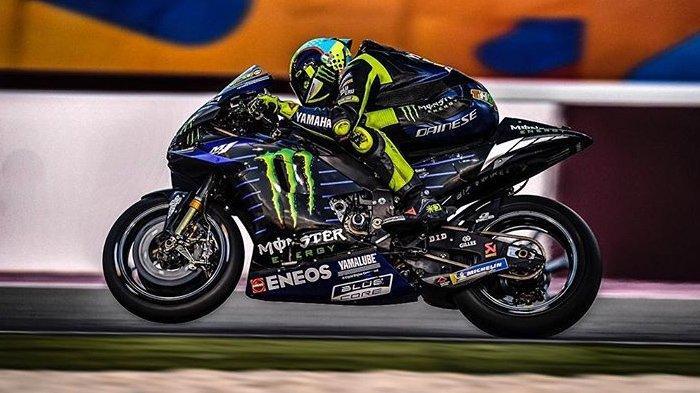 Virus Corona Ancam Seri Pembuka MotoGP 2020, Valentino Rossi Terancam Tak Bisa Masuk Qatar