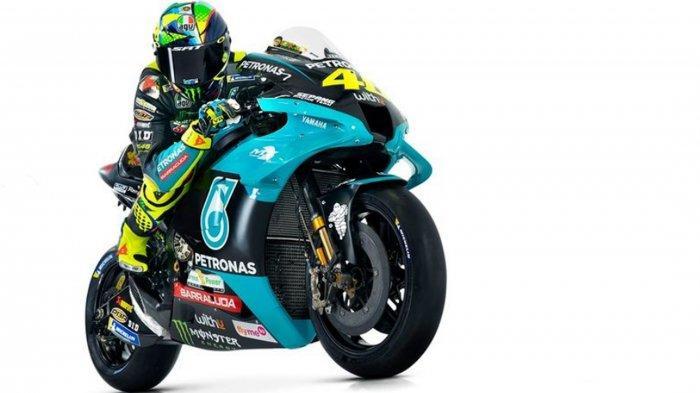 Livery Motor Baru Valentino Rossi di Tim Petronas Yamaha SRT, The Doctor : Ini Pengalaman Baru