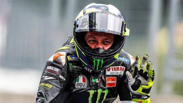 Valentino Rossi Pindah ke Tim Suzuki, Gosip Baru yang Beredar Jelang MotoGP Inggris 2019 Tuai Respon